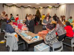 los angeles county women inmates get holiday gift packages