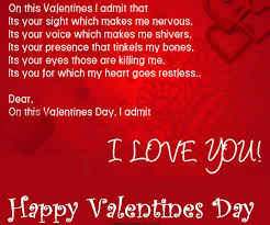 Love Valentines Quotes Happy Valentines Day Quotes For My Love Valentine's Day Pictures 35