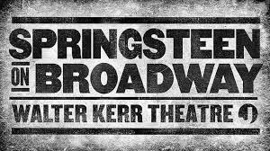 Bruce Springsteen Sets Fall 2017 Broadway Residency Dates