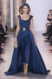 Défilé Elie Saab Printemps-été 2017 Couture - Madame Figaro