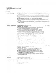Cover Letter Objective For Resume For Retail Example Resume For