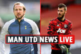Kane to cost Man Utd over 120m`, De Gea may leave club on loan, Haaland interest LATEST