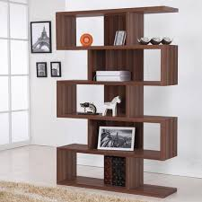 modern furniture shelves. Famous Walnut Bookcase Modern 500 X Furniture Shelves