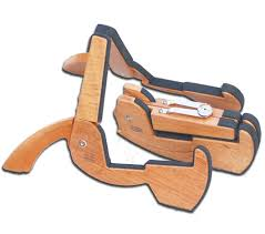 cooperstand wooden professional guitar stand on and save