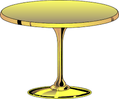 round table and chairs clipart. round table and chairs clipart