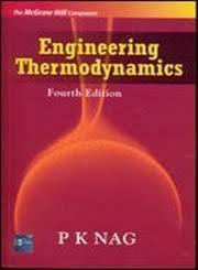 Engineering Thermodynamics by P.K. Nag
