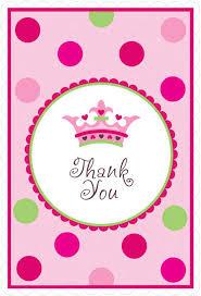 disney princess crown thank you clipart clipartfest coolest princess birthday