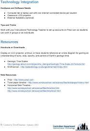 Timeline Printout Geologic Timeline Objectives Overview Pdf Free Download