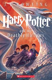 harry potter and the ly hallows following up on the new cover