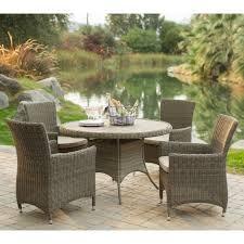 Furniture : Outdoor Rattan Dining Furniture Sets Decorating Idea ...