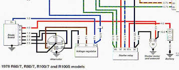 bmw airhead wiring diagram bmw image wiring diagram starter relay wiring r80 7 bit of help needed on bmw airhead wiring diagram