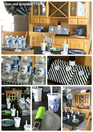 star wars party decor clean and
