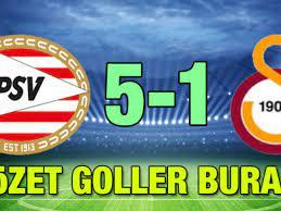 PSV Galatasaray (5-1) özet ve goller! Şampiyonlar Ligi PSV Galatasaray özet  izle. Eran Zahavi ve Mario Götze gol şov!