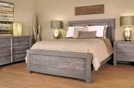 rustic grey bedroom furniture set cypress creek bedroom set image 1