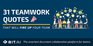 Team Success Quotes Classy 48 Teamwork Quotes That Will Fire Up Your Team Bit Blog