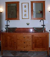 Shaker Vanity Double Sink