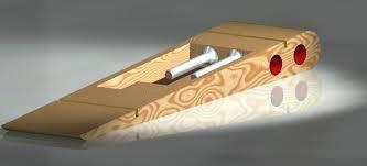 pinewood derby blank template. Pinewood Derby Plans BoysDadcom
