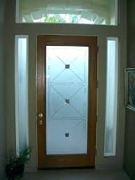 oval glass front door entry door with glass front door glass replacement inserts etched glass entry