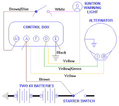 generator to alternator conversion Generator To Alternator Wiring Diagram comonon wiring change converting generator to alternator wiring diagram