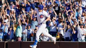 Chicago Cubs hit 2 of game's 3 go-ahead ...