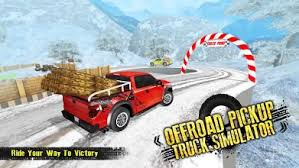 Off - Road Pickup Truck Simulator - Apps on Google Play