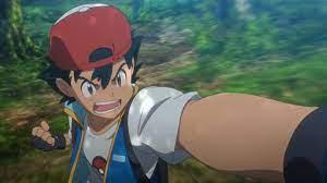 Pokemon Movie 23: Secrets of the Jungle thông tin về cha của Satoshi