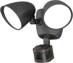 led outdoor flood lights motion sensor led lights tau modern bronze outdoor smart lighting motion sensor