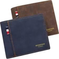 High Quality Men Wallet PU Leather Vintage Clutch Pockets ... - Vova
