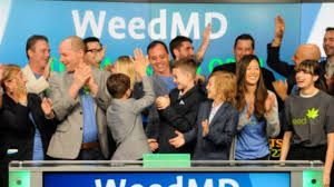 Weedmd Stock Chart Weedmd Will Be One Of The Largest And Lowest Cost Cannabis
