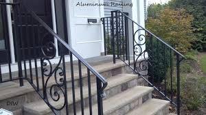 decorative aluminum railing. decorative aluminum railing