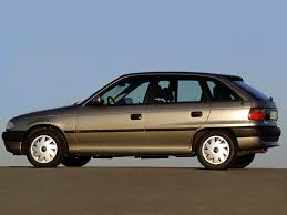OPEL Astra car technical data. Car specifications. Vehicle fuel ...