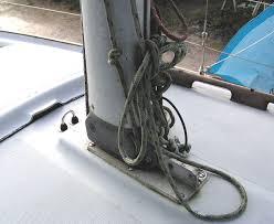 proctor mast fittings