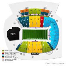 Dowdy Ficklen Stadium 2019 Seating Chart