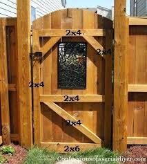 fence gate recipe. How Fence Gate Recipe