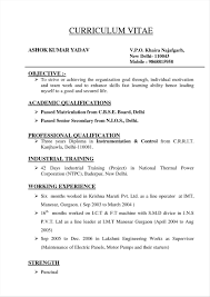 Awesome Different Types Of Resumes Examples Type Of Resume Pdf