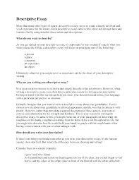 Descriptive Essay Example Place Dew Drops