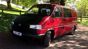 vw t4 windows fitted by vandoc