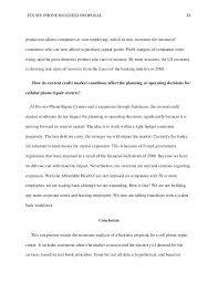 Sales Proposal Cover Letter Sample To Supply Products Food