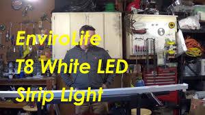 Envirolite Led Shop Light Envirolite 8 Foot Led Strip Light St704t1850