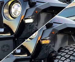 Jeep Jl Led Fender Lights