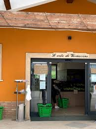 Lorto di Vermicino nella città Frascati