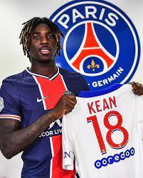 433 - Moise Kean = 🔵🔴 PSG - Paris Saint-Germain