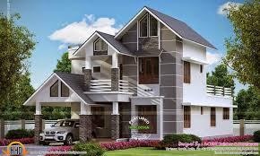 sloped roof house plans in india inspirational 98 kerala sloped roof home design modern mix sloped