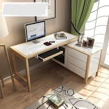 Office desk with drawers Steel Office Desks Office Furniture Commercial Furniture Panel Modern Office Computer Desk With Drawers Wholesale 2017 Functional Aliexpress Office Desks Office Furniture Commercial Furniture Panel Modern