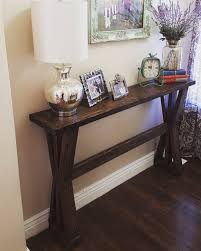 Best Narrow Sofa Table Ideas That You Will Like On Pinterest
