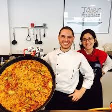 spanish hands on cooking class with dinner cooking classes in