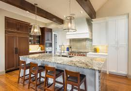 pendant lights are practically perfect in the kitchen