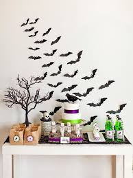 Print out supernatural silhouettes on paper, cut them out, paint them black or white, then attach you can get the kids to help you with this diy halloween decoration by letting them sprinkle the skulls with glitter. 100 Free Printable Halloween Templates Halloween Invitations Pumpkin Carving Stencils More Hgtv