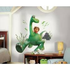 disney pixar the good dinosaur arlo giant wall decals on dinosaur bedroom wall stickers with the good dinosaur wall decals and room decor roommates
