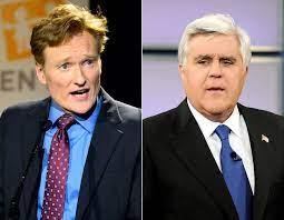 Conan O'Brien Mocks Jay Leno's Tonight Show Exit With One